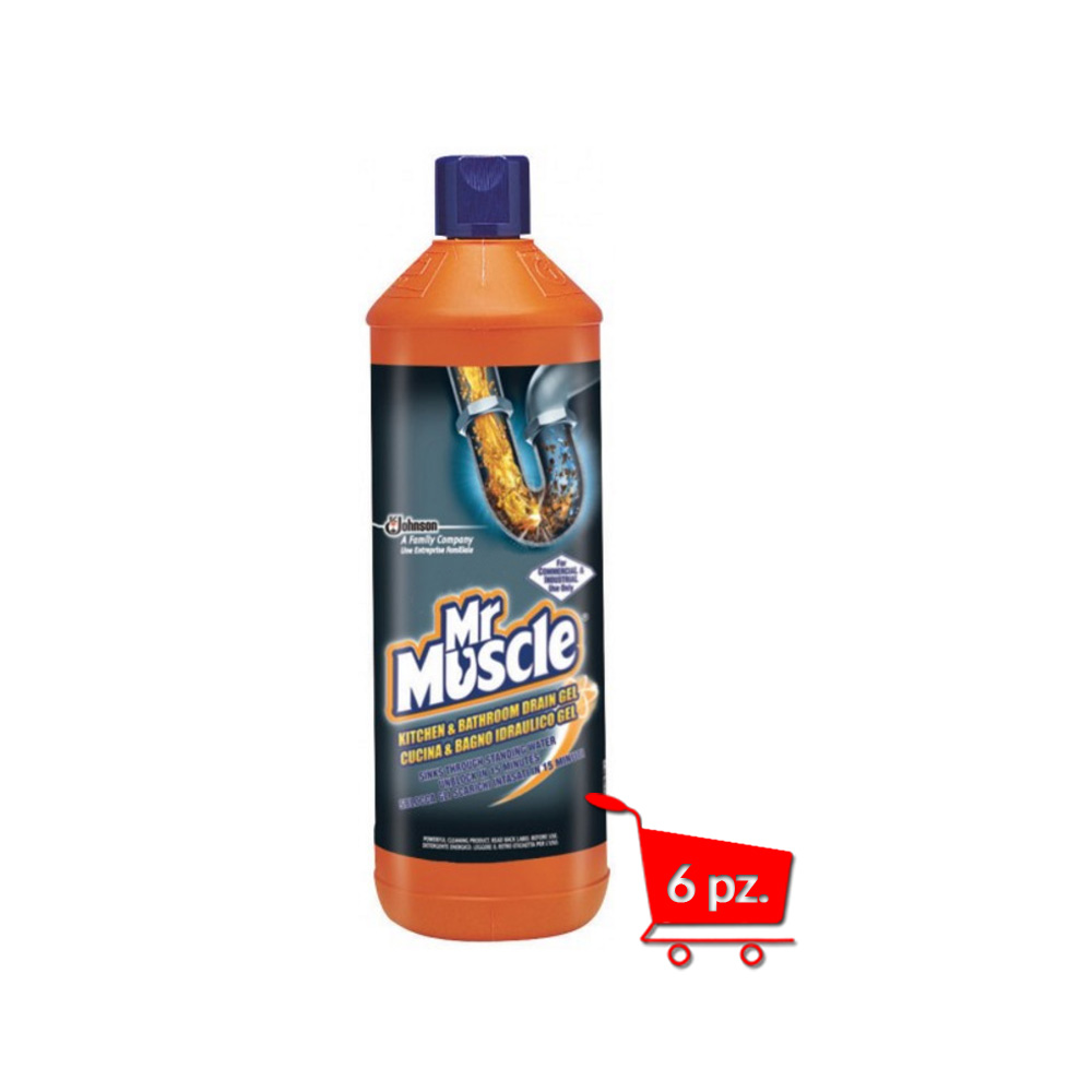Stock and go ingrosso stock outlet for Mr muscle idraulico gel